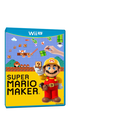 Super Mario Maker Wii U Download Code Nintendo Key FÜR eshop Neu EU ...