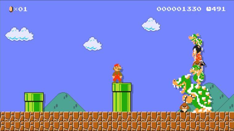 Super Mario Maker - Wii U Download Code Screenshot 6